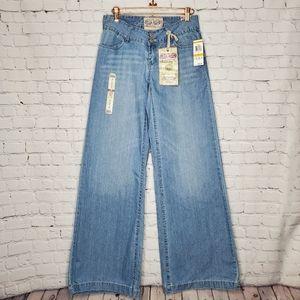 American Rag Raleigh Lightwash  Wide leg Jeans